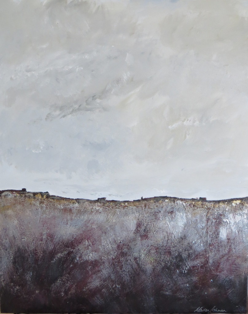 Unknown Landscape - Mixed Media